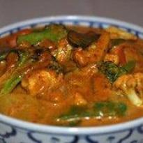 Recipe of Thai Chicken Yellow Curry