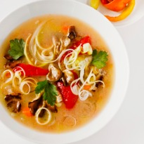 Recipe of Thai Noodle Soup