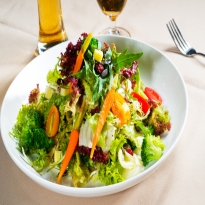 Tossed Salad Recipe By Niru Gupta Ndtv Food