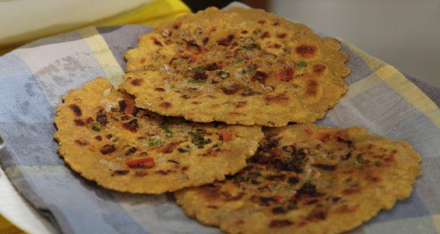 Recipe of Tukkad Roti
