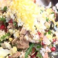 Tuna and Green Bean Salad Recipe