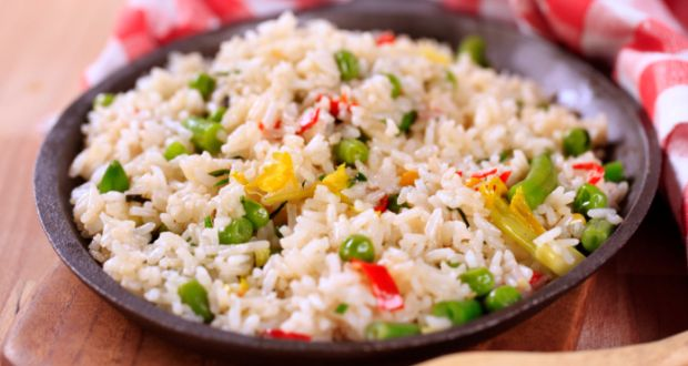 Vegetable fried rice recipe ndtv food vegetable fried rice how to make ccuart Choice Image