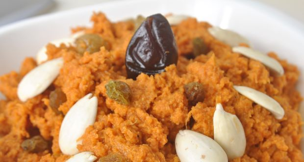 Recipe of Vegan Gajar ka Halwa