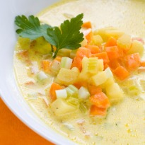 Recipe of Vegetable Soup