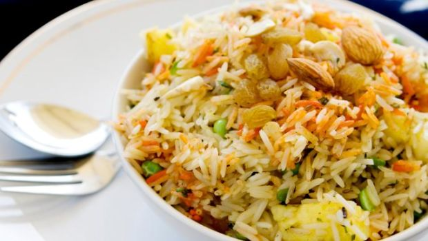 Veg Biryani Recipe How To Make Veg Biryani Vegetable Biryani