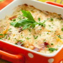 Vegetable Au Gratin Recipe by Niru Gupta - NDTV Food