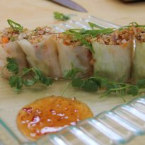Recipe of Vietnamese Rice Wraps