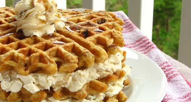 Recipe of Waffle Cake