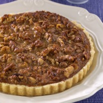 Date and Walnut Pie