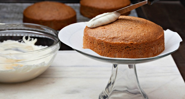 Whole Wheat Cake