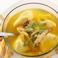 Recipe of Wonton Soup