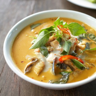 Recipe of Yellow Thai Curry