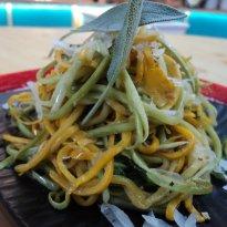 Yellow Squash Spaghetti
