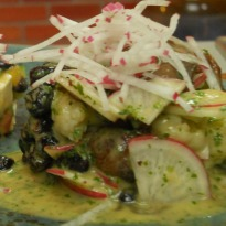 Chilli Mayo with Veggies