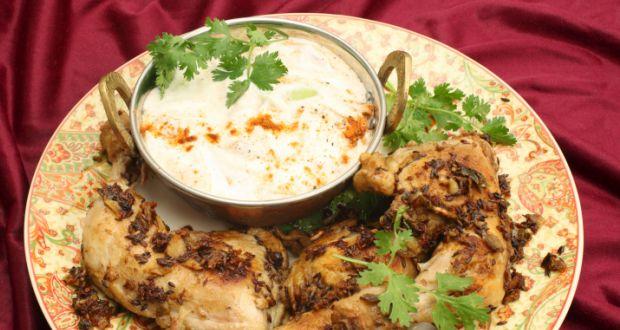 Cumin Chicken (Jeera Chicken)