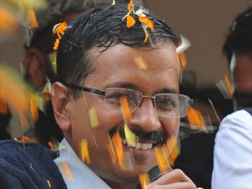 Assembly election result: Arvind Kejriwal sweeps Sheila Dikshit out in Delhi