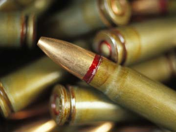 US police officer detained in India for carrying bullets