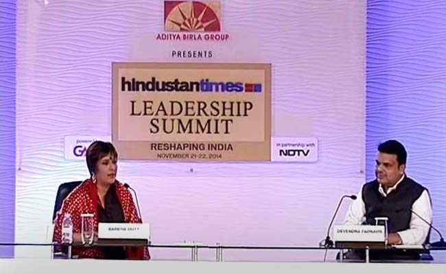 In Conversation with Maharashtra Chief Minister Devendra Fadnavis: Highlights