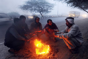New Delhi, India: Fog Creates Chaos At IGI Airport Delaying Over 200 Flights
