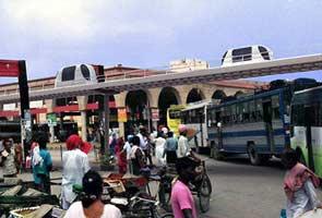 Coming to Amritsar, the Pod Car