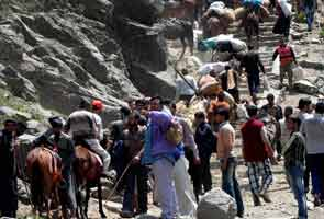 Amarnath Yatra: 5 more pilgrims die, toll mounts to 19