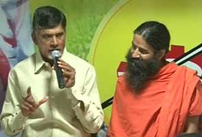 Why the PM doesn't smile, explains Baba Ramdev