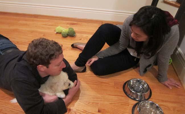 Mark Priscilla and Beast Zuckerberg