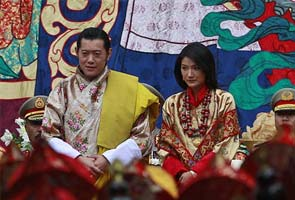 Bhutan King Wangchuk marries 21-year-old Pema