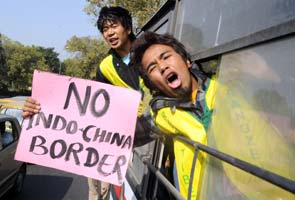 Tibetan activists stage protest against Chinese President