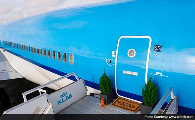 THIS Might Break The Internet: An Airplane-Apartment You Could Live in For a Day