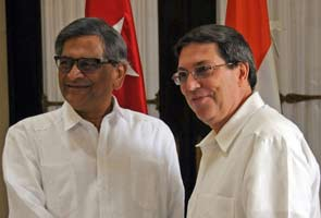 India for greater economic ties with Cuba: SM Krishna
