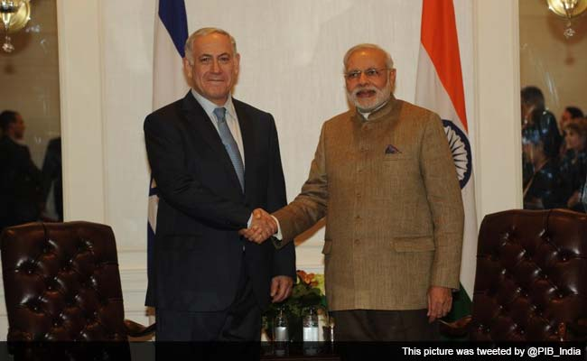 PM Modi Meets Israeli Prime Minister in New York, Discusses Defence Co-operation