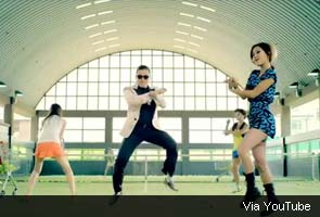 'Gangnam Style' video gets propaganda treatment