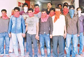 Noida kidnappers caught with crores of ransom cash