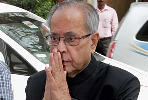 Pranab Mukherjee helped by cross voting in Karnataka BJP
