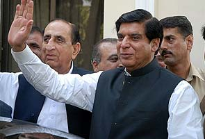 Raja Pervaiz Ashraf is Pakistan's new Prime Minister
