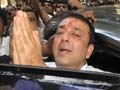 Sanjay Dutt heads back to jail