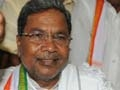 Who is Siddaramaiah?