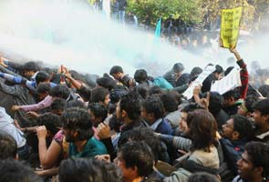 Blog: Amid protesters and water cannons at Narendra Modi's visit