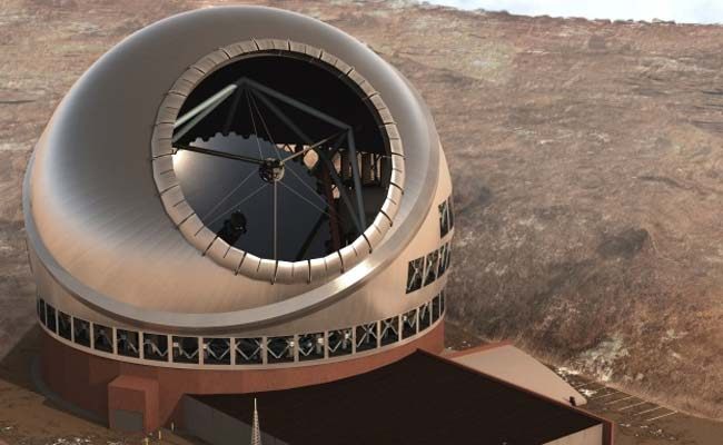 India to Provide Software, Mirrors for Largest-Ever Telescope