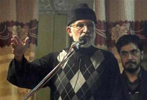 Tahir-ul-Qadri's party may take part in election
