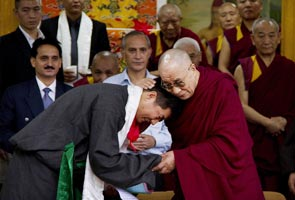Lobsang Sangay sworn-in as Tibet's PM-in-exile