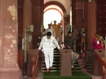 Drunk BJP Lawmaker Threatened Us In Parliament, Says Trinamool