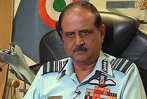 MiG-21s served us well, will be phased out by 2014, Air Chief tells NDTV: Full transcript