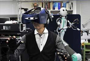 Japan scientist makes 'Avatar' robot