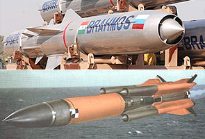 Supersonic missile BrahMos successfully test-fired