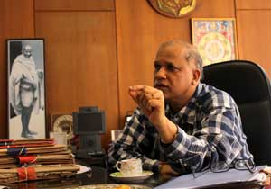 Whether I stay or go, God will decide: Digambar Kamat