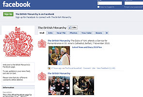 Queen's Facebook page filled with abusive comments