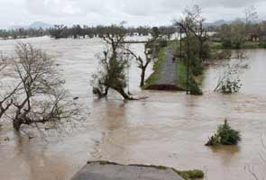 Odisha Rivers Flowing Close to Danger Levels