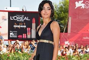 Irans Movie Star, Golshifteh Farahani, banned for au